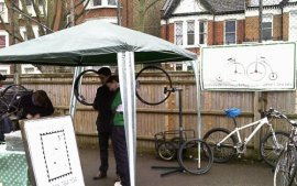Bellevue Bicycle Workshop: Bicycle repair in South West London
