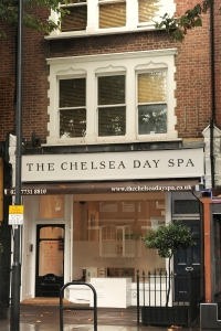 Exterior of  The Chelsea Day Spa in Fulham