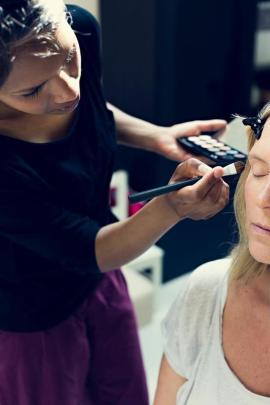 V Clarke Makeup Artistry